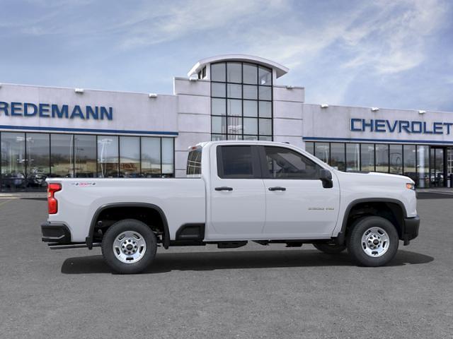 2021 Chevrolet Silverado 2500 Double Cab 4x4, Pickup #B27928 - photo 25