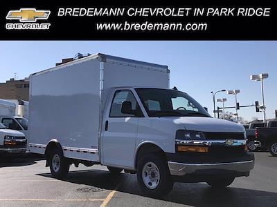 2021 Chevrolet Express 3500 4x2, Morgan Cutaway Van #B27950 - photo 1