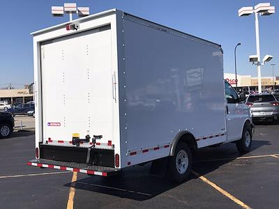 2021 Chevrolet Express 3500 4x2, Morgan Cutaway Van #B27950 - photo 2