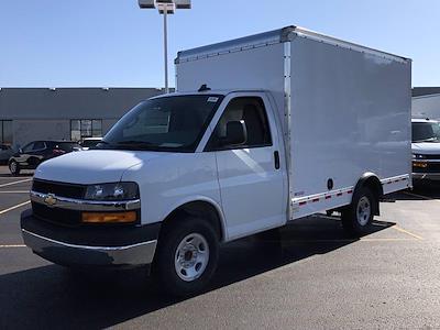 2021 Chevrolet Express 3500 4x2, Morgan Cutaway Van #B27950 - photo 5