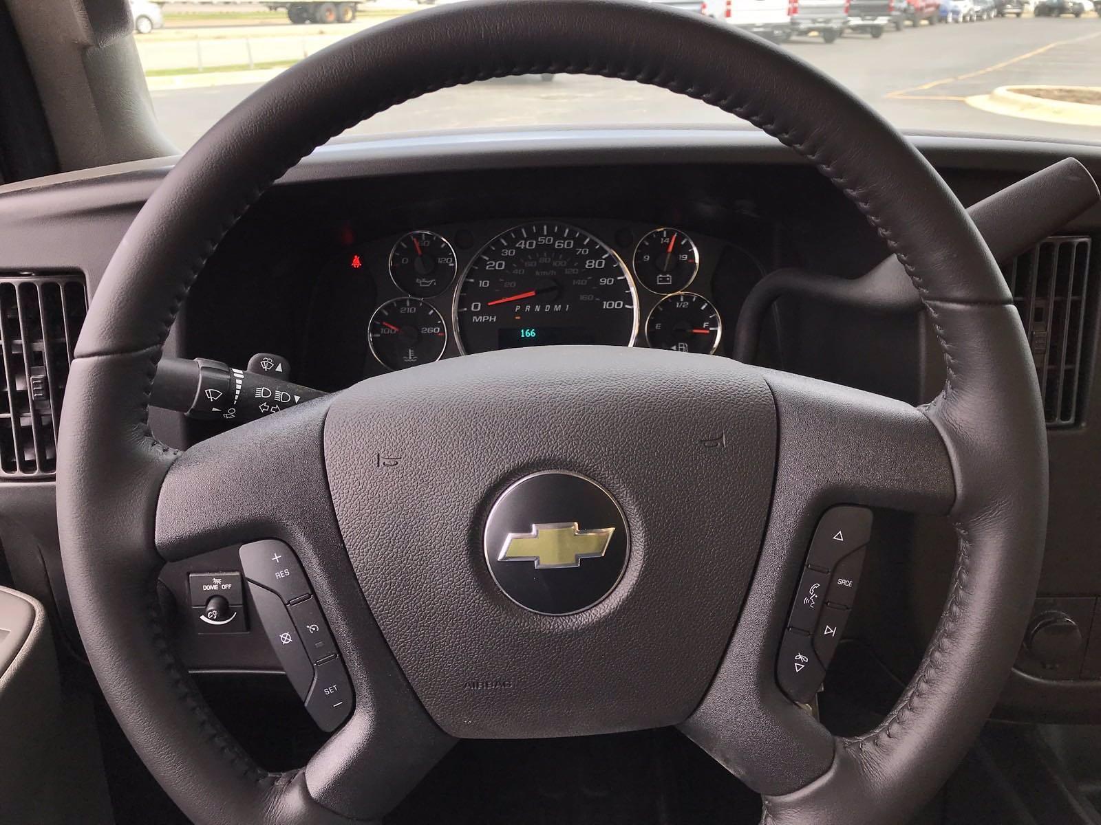 2021 Chevrolet Express 3500 4x2, Supreme Spartan Cargo Cutaway Van #B27961 - photo 11