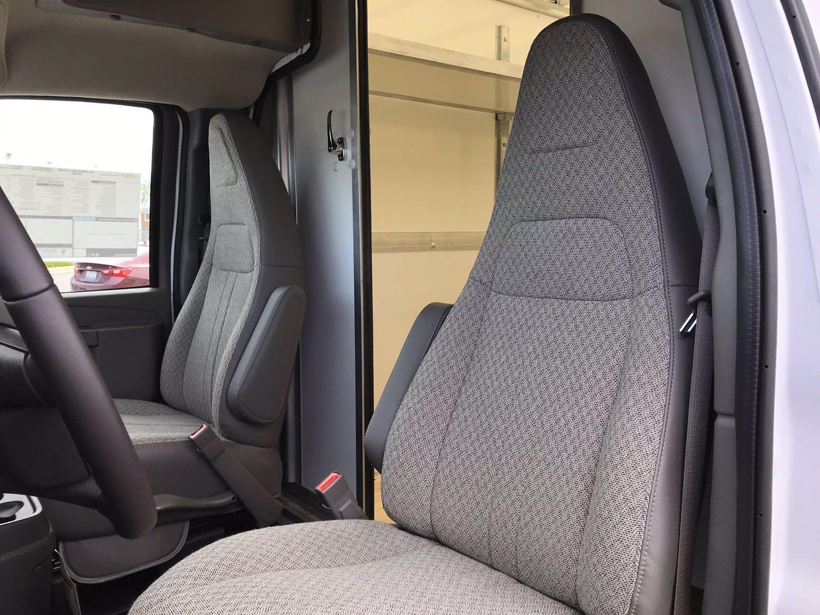 2021 Chevrolet Express 3500 4x2, Supreme Spartan Cargo Cutaway Van #B27961 - photo 14
