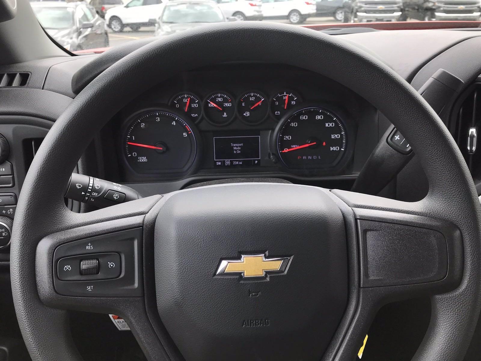 2021 Chevrolet Silverado 3500 Regular Cab AWD, Monroe MTE-Zee Dump Body #B27978 - photo 13