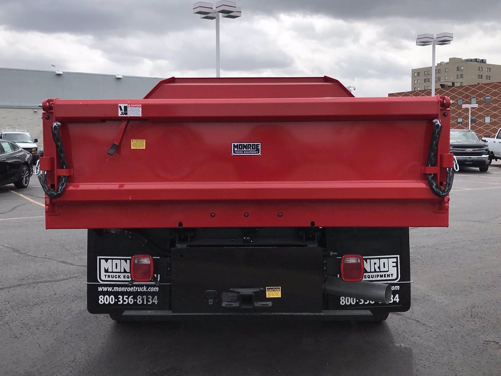 2021 Chevrolet Silverado 3500 Regular Cab AWD, Monroe MTE-Zee Dump Body #B27978 - photo 16