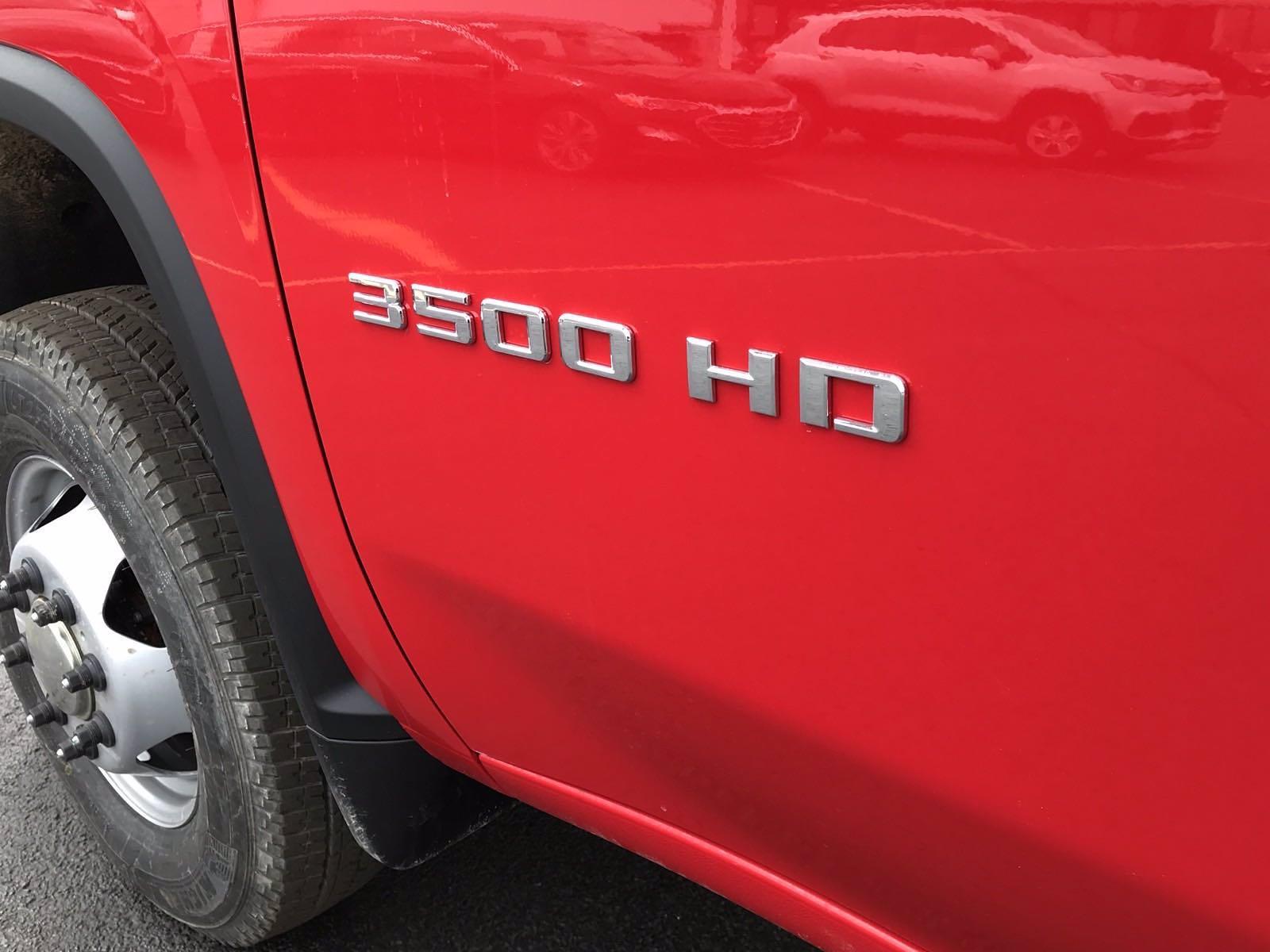2021 Chevrolet Silverado 3500 Regular Cab AWD, Monroe MTE-Zee Dump Body #B27978 - photo 19