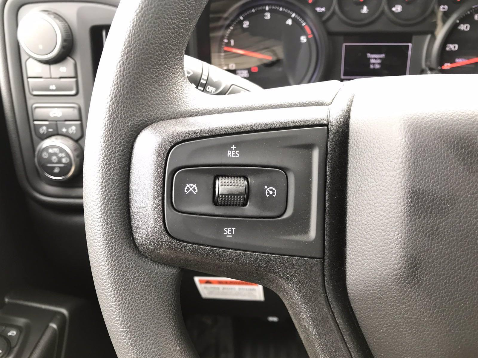 2021 Chevrolet Silverado 3500 Regular Cab AWD, Monroe MTE-Zee Dump Body #B27978 - photo 8