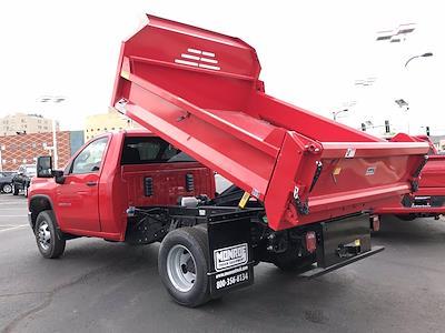 2021 Chevrolet Silverado 3500 Regular Cab AWD, Monroe MTE-Zee Dump Body #B27978 - photo 4