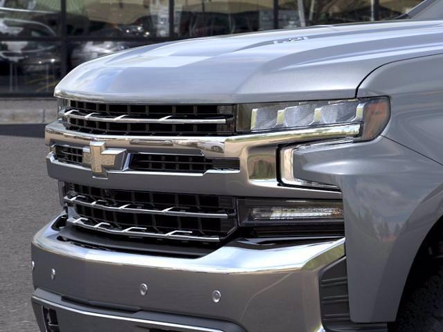 2021 Chevrolet Silverado 1500 Crew Cab 4x4, Pickup #B27982 - photo 11
