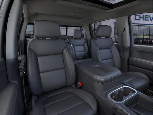 2021 Chevrolet Silverado 1500 Crew Cab 4x4, Pickup #B27982 - photo 13