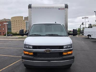 2021 Chevrolet Express 4500 DRW 4x2, Morgan Parcel Aluminum Cutaway Van #B27995 - photo 21