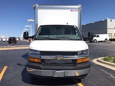 2021 Chevrolet Express 3500 4x2, Cutaway Van #B28009 - photo 22