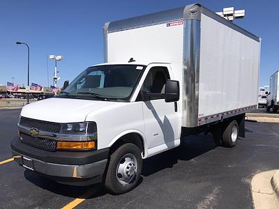 2021 Chevrolet Express 3500 4x2, Cutaway Van #B28009 - photo 5