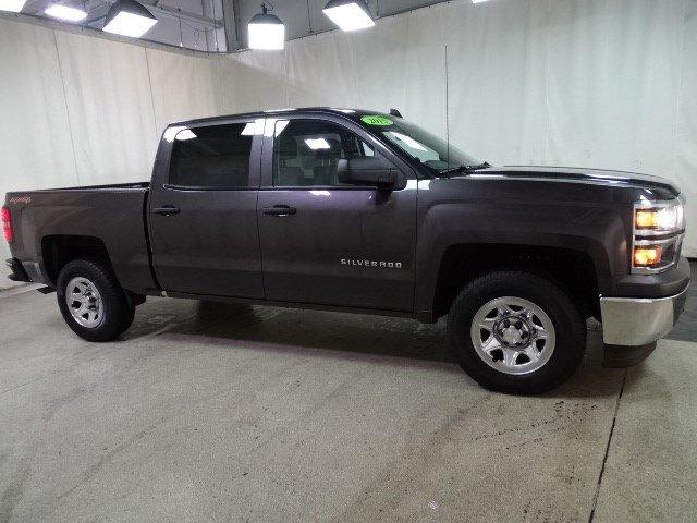 2015 Silverado 1500 Crew Cab 4x4, Pickup #BP7386 - photo 3