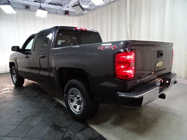2015 Silverado 1500 Crew Cab 4x4, Pickup #BP7386 - photo 4