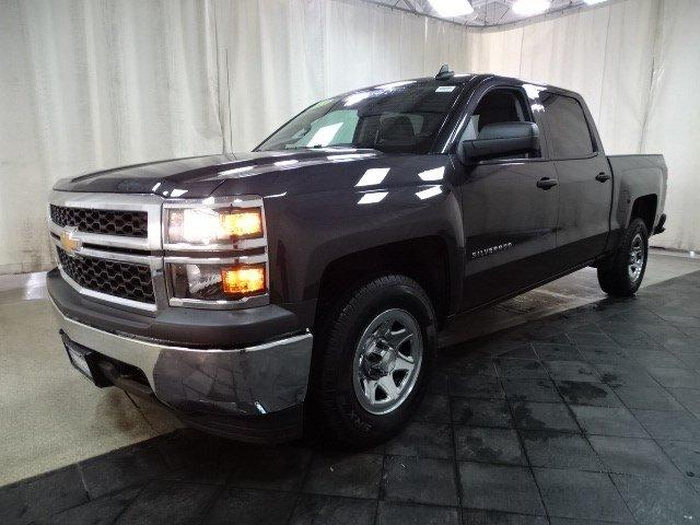 2015 Silverado 1500 Crew Cab 4x4, Pickup #BP7386 - photo 5