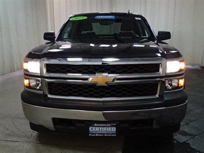 2015 Silverado 1500 Crew Cab 4x4, Pickup #BP7386 - photo 27