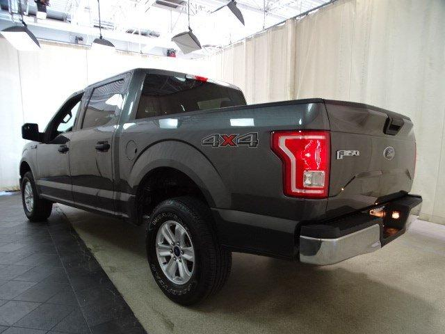 2017 F-150 SuperCrew Cab 4x4, Pickup #BP7481 - photo 4