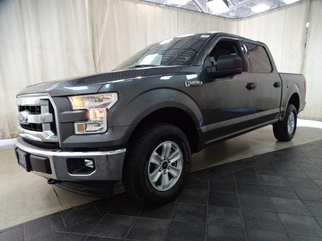 2017 F-150 SuperCrew Cab 4x4, Pickup #BP7481 - photo 5