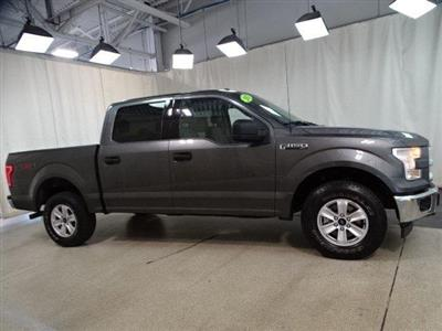 2017 F-150 SuperCrew Cab 4x4, Pickup #BP7481 - photo 3