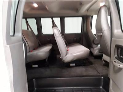 2018 Chevrolet Express 3500 RWD, Passenger Wagon #BP7499 - photo 16