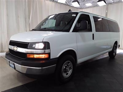 2018 Chevrolet Express 3500 RWD, Passenger Wagon #BP7499 - photo 4