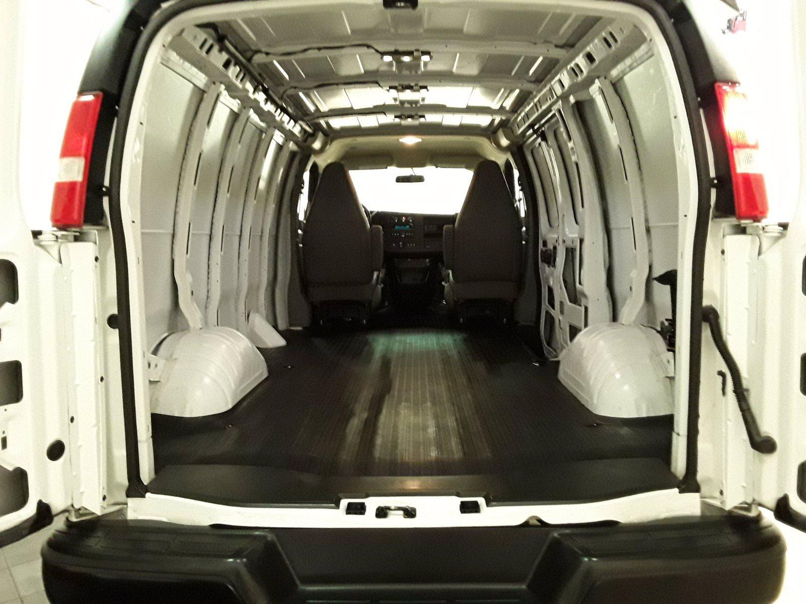 2020 Chevrolet Express 2500 RWD, Empty Cargo Van #BP7508 - photo 2