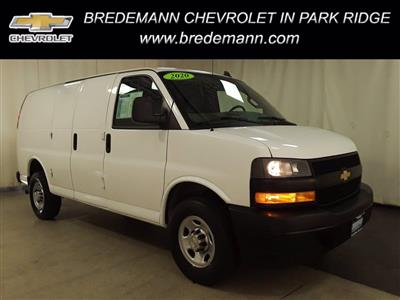 2020 Chevrolet Express 2500 RWD, Empty Cargo Van #BP7508 - photo 1