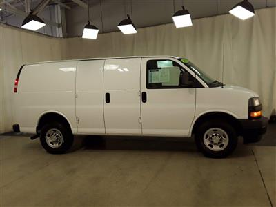 2020 Chevrolet Express 2500 RWD, Empty Cargo Van #BP7508 - photo 3