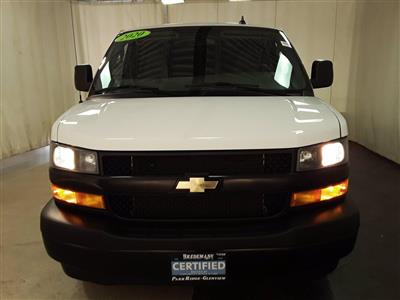 2020 Chevrolet Express 2500 RWD, Empty Cargo Van #BP7508 - photo 24