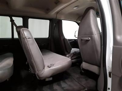 2018 Chevrolet Express 3500 RWD, Passenger Wagon #BP7522 - photo 16