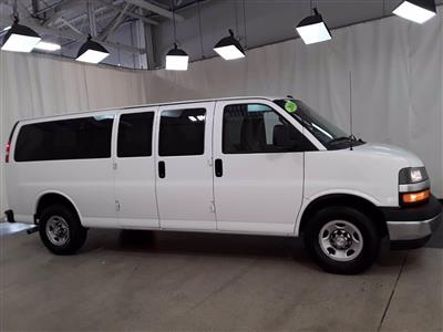 2018 Chevrolet Express 3500 RWD, Passenger Wagon #BP7522 - photo 3