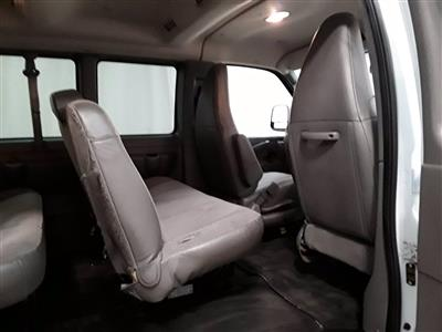 2018 Chevrolet Express 3500 RWD, Passenger Wagon #BP7523 - photo 17