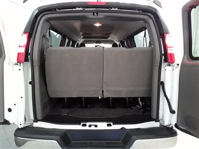 2018 Chevrolet Express 3500 RWD, Passenger Wagon #BP7523 - photo 20