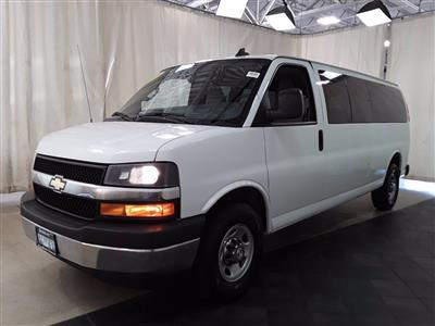 2018 Chevrolet Express 3500 RWD, Passenger Wagon #BP7523 - photo 5