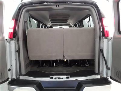 2018 Chevrolet Express 3500 RWD, Passenger Wagon #BP7528 - photo 20