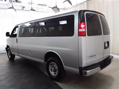2018 Chevrolet Express 3500 RWD, Passenger Wagon #BP7528 - photo 4