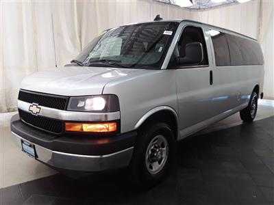 2018 Chevrolet Express 3500 RWD, Passenger Wagon #BP7528 - photo 5