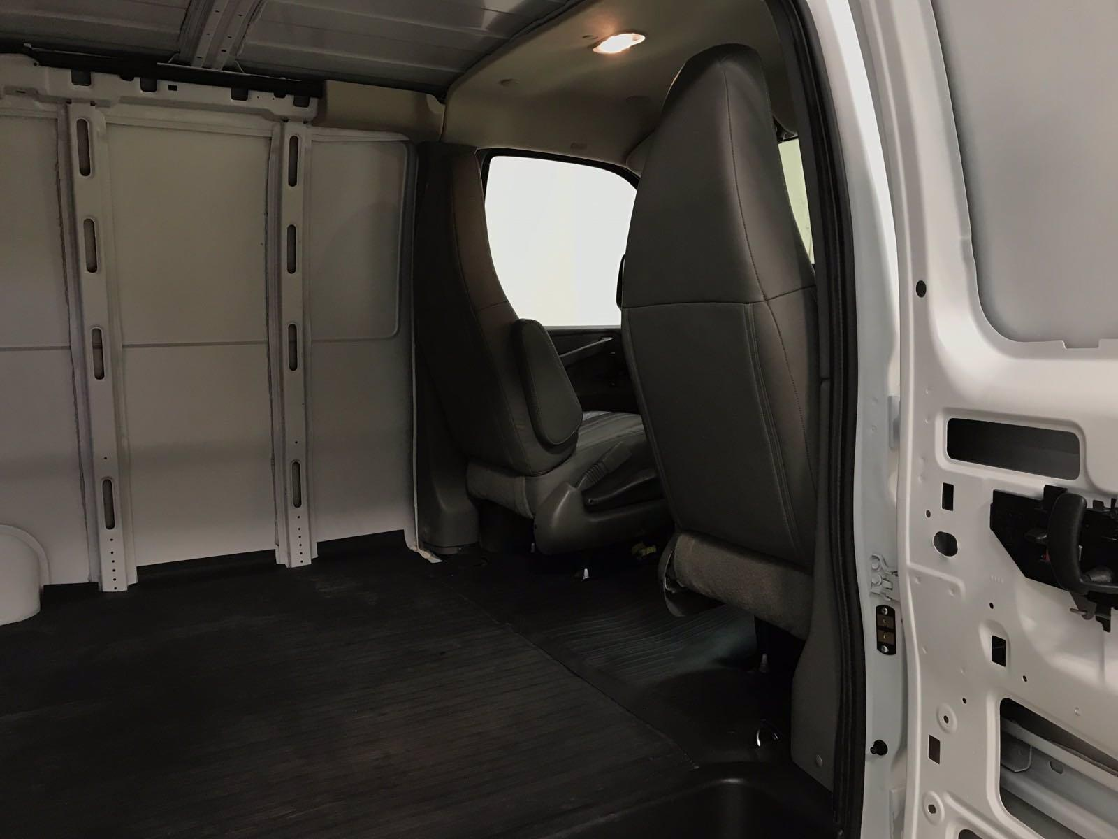 2020 Chevrolet Express 2500 RWD, Empty Cargo Van #BP7574 - photo 17