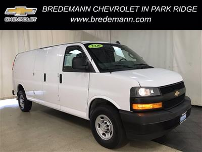 2020 Chevrolet Express 2500 RWD, Empty Cargo Van #BP7574 - photo 1