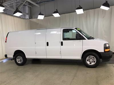 2020 Chevrolet Express 2500 RWD, Empty Cargo Van #BP7574 - photo 3