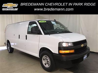 2020 Chevrolet Express 2500 RWD, Empty Cargo Van #BP7576 - photo 1
