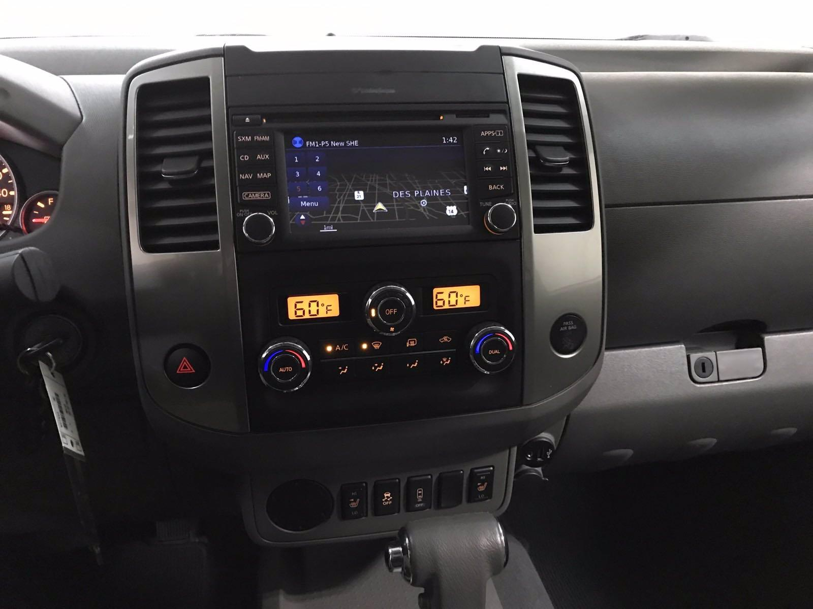 2019 Nissan Frontier Crew Cab RWD, Pickup #BP7586 - photo 13
