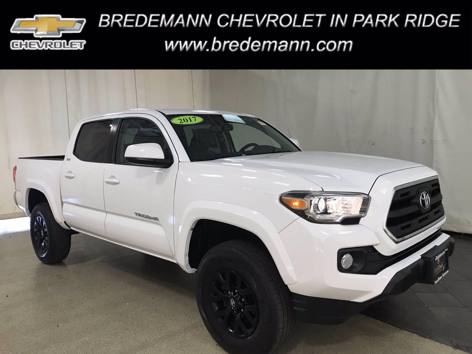 2017 Toyota Tacoma Double Cab 4x4, Pickup #BP7590 - photo 1