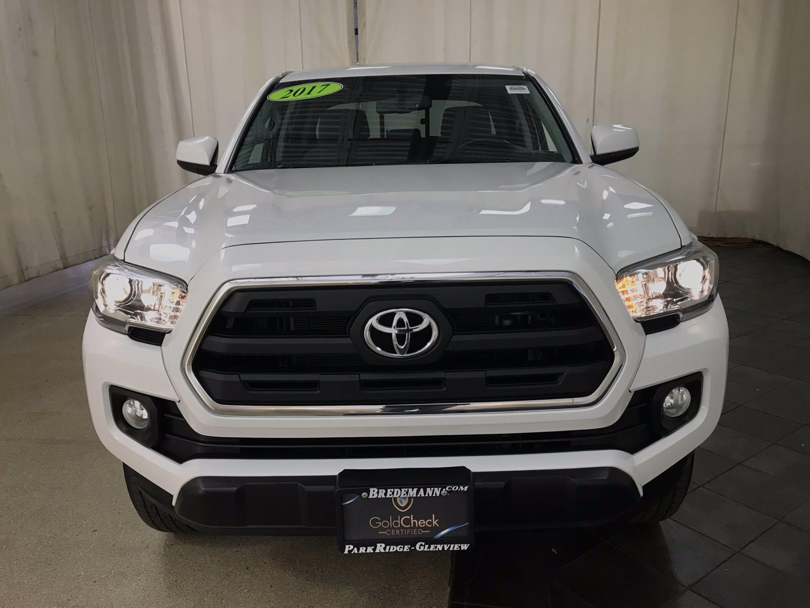 2017 Toyota Tacoma Double Cab 4x4, Pickup #BP7590 - photo 27