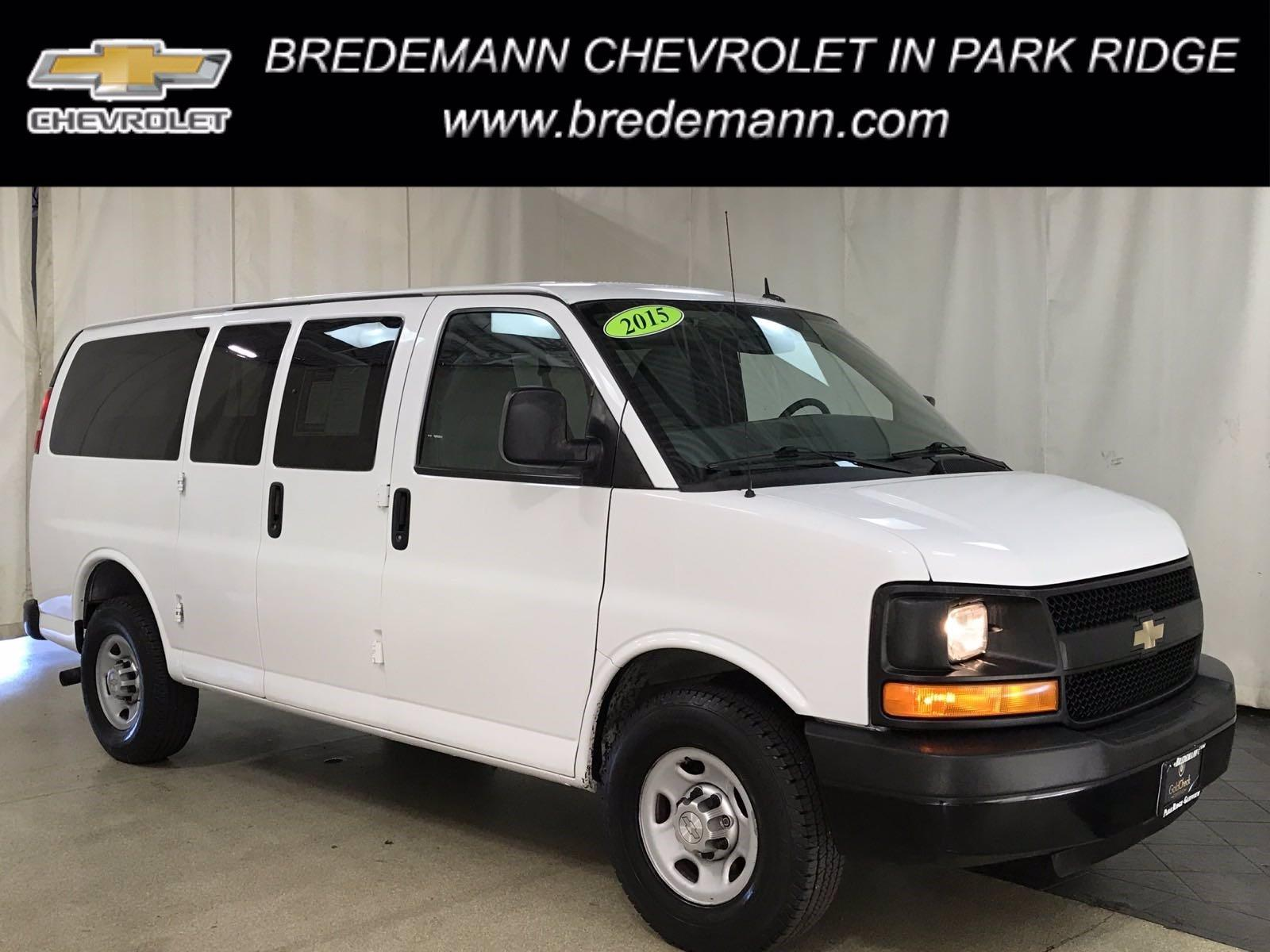 2015 Chevrolet Express 2500 4x2, Passenger Wagon #BP7595 - photo 1