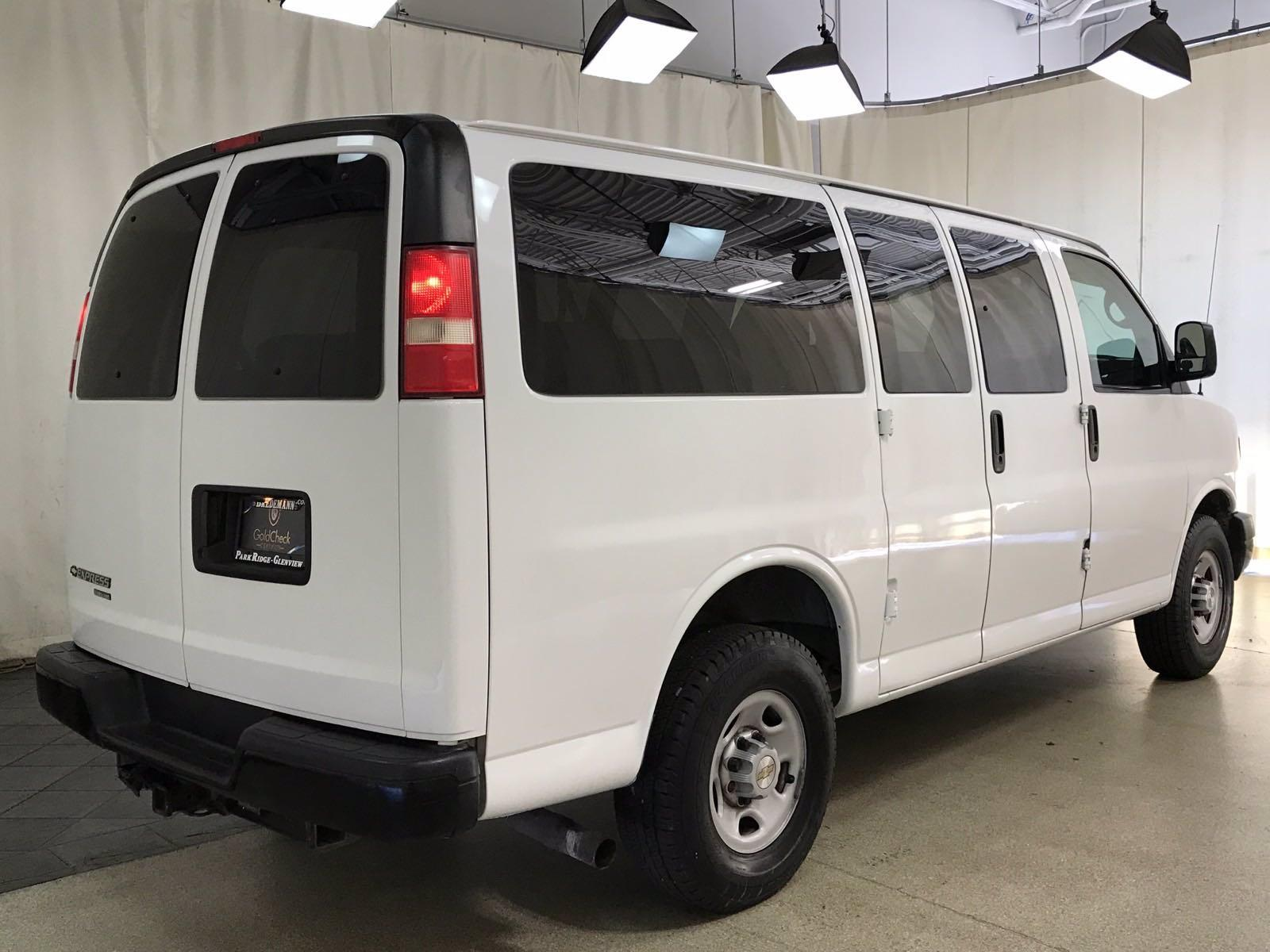 2015 Chevrolet Express 2500 RWD, Passenger Wagon #BP7595 - photo 1