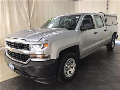 2016 Chevrolet Silverado 1500 Crew Cab 4x2, Pickup #BP7605 - photo 5