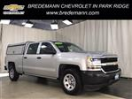 2016 Chevrolet Silverado 1500 Crew Cab 4x2, Pickup #BP7605 - photo 1