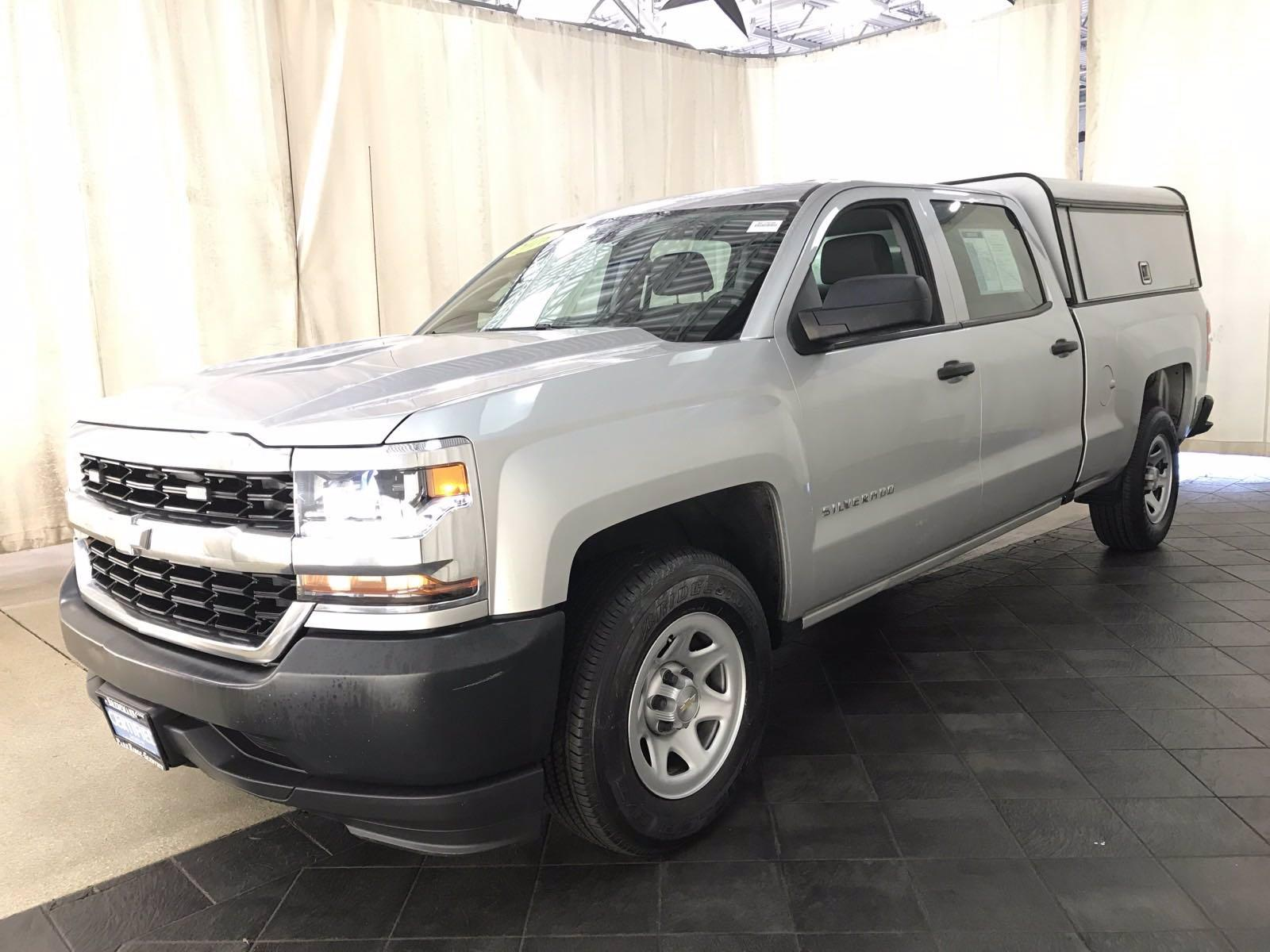 2016 Chevrolet Silverado 1500 Crew Cab 4x2, Pickup #BP7606 - photo 5