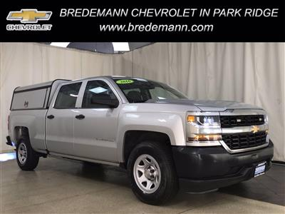 2016 Chevrolet Silverado 1500 Crew Cab 4x2, Pickup #BP7606 - photo 1